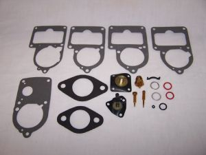 Carburettor repair kit VW Beetle & Type 2, 28, 30/31, 34 PICT (NOT 31Pict4)